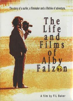 The Life And Films Of Alby Falzon Surf DVD